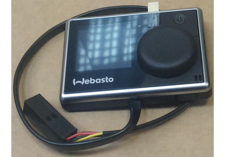 Пульт управления Webasto/ Сравнение Webasto и Бинар/Планар