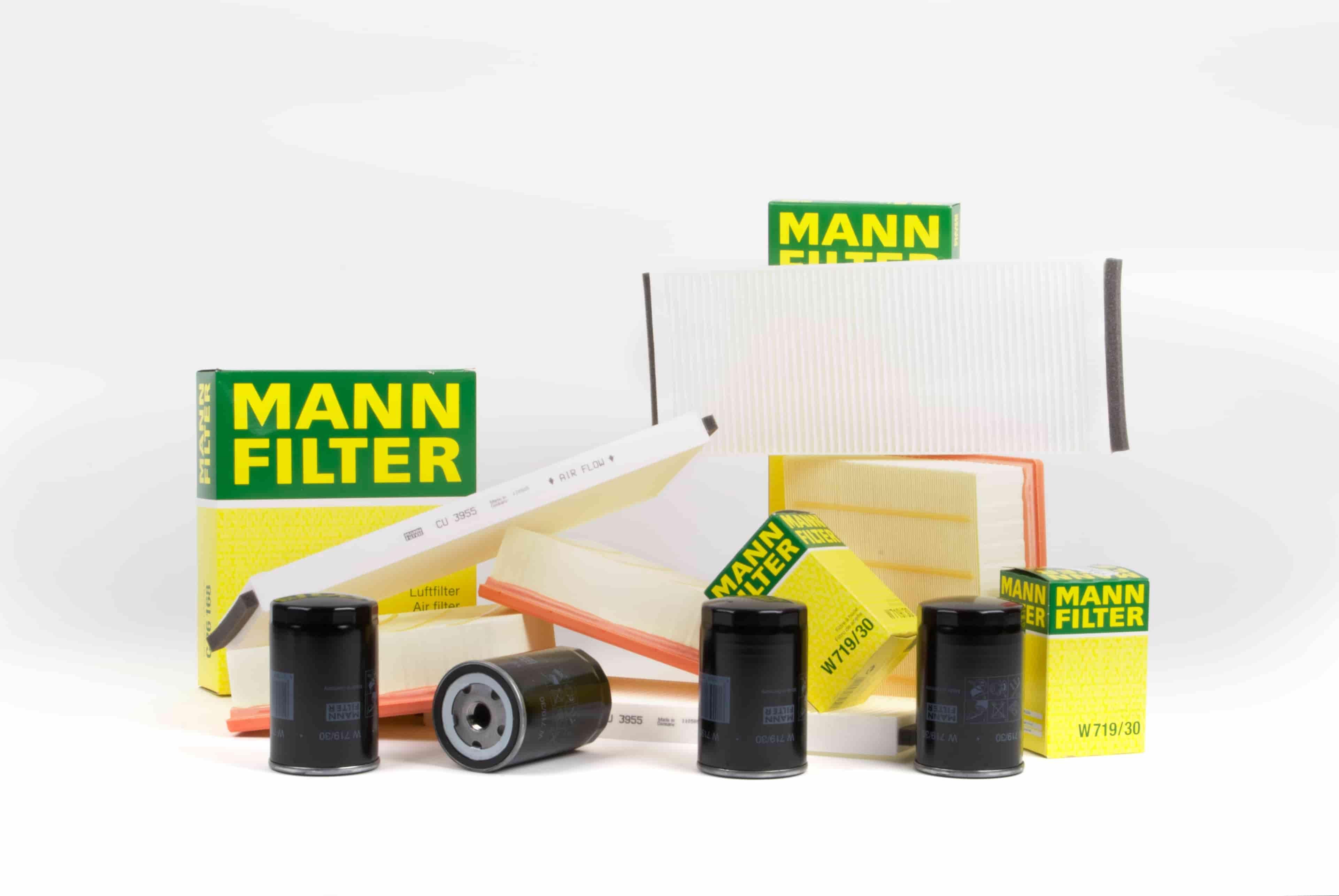 Фильтр для замены масла в двигателе