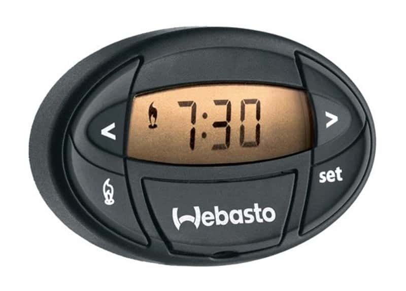 Как подключить Webasto к автосигнализации